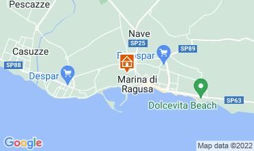 Carte Marina di Ragusa Appartement 92176