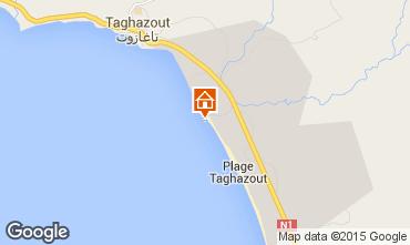 Carte Agadir Villa 9731