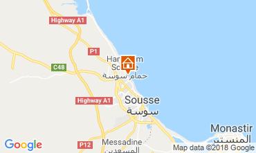 Carte Sousse Appartement 117128