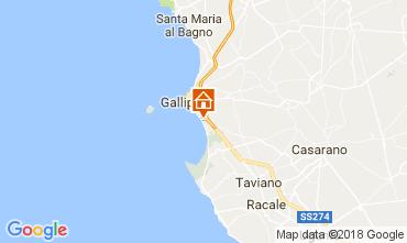 Carte Gallipoli Appartement 112541