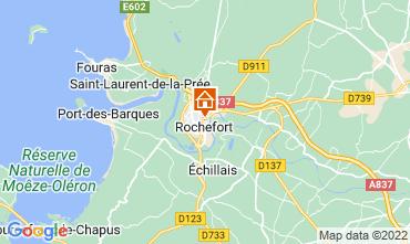 Carte Rochefort sur Mer Studio 113406