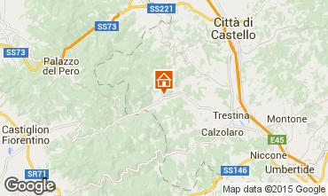 Carte Citt� di Castello Gite 95048