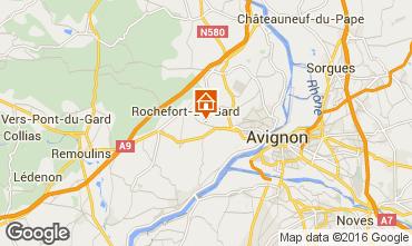 Carte Villeneuve lez Avignon Villa 103227