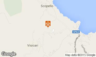 Carte Scopello Villa 58328