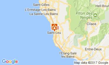 Carte Saint Leu Gite 112251