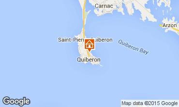 Carte Quiberon Maison 26123