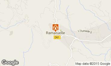 Carte Ramatuelle Mobil-home 81199