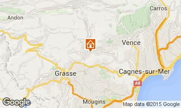 Carte Cannes Appartement 81699