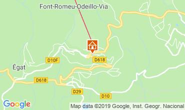 Carte Font Romeu Appartement 69937