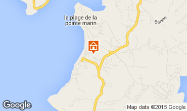 Carte Sainte Anne (Martinique) Appartement 73495