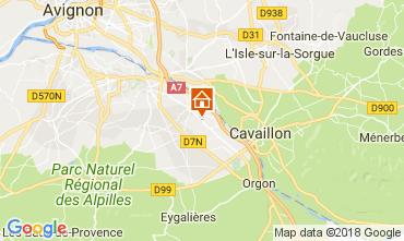Carte Saint Rémy de Provence Appartement 112960