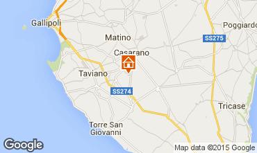 Carte Ugento - Torre San Giovanni Villa 85621