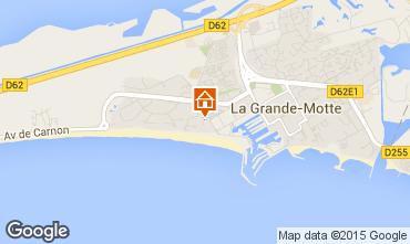 Carte La Grande Motte Appartement 69311