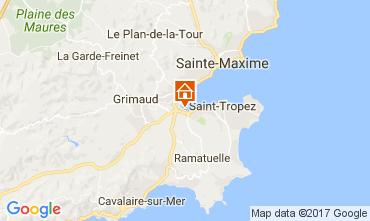 Carte Saint Tropez Appartement 108088
