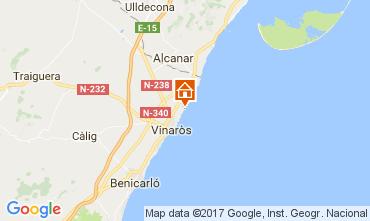 Carte Vinaroz Villa 97392