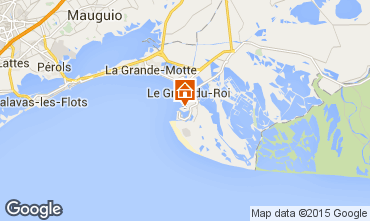 Carte Port Camargue Appartement 6008