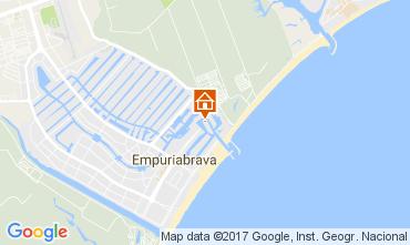 Carte Empuriabrava Appartement 108288