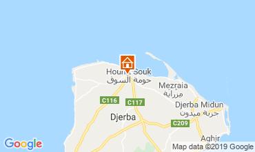 Carte Djerba Appartement 53348