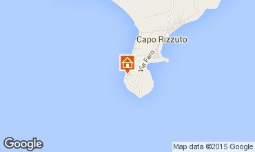 Carte Isola di Capo Rizzuto Appartement 63782