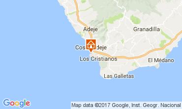 Carte Playa de las Américas Appartement 108562