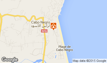 Carte Cabo Negro Appartement 96218