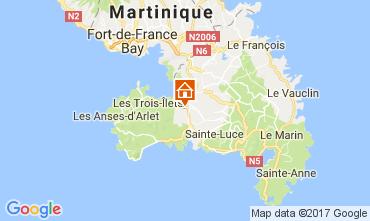 Carte Rivière Salée Gite 108630