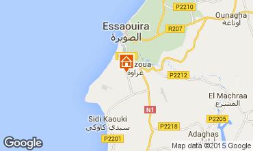 Carte Essaouira Villa 56052