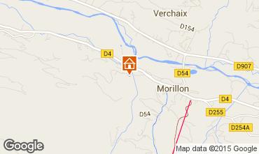 Carte Morillon Grand Massif Chalet 83014