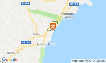 Carte Avola Villa 119284