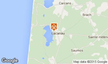 Carte Lacanau Maison 6699