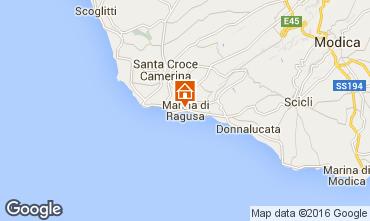 Carte Marina di Ragusa Villa 81007