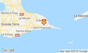 Carte Saint Francois Villa 116772