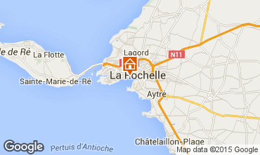 Carte La Rochelle Studio 68914