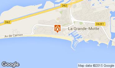 Carte La Grande Motte Appartement 95322