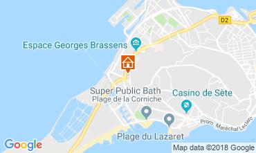 Carte Sete Appartement 116453