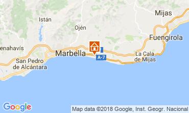 Carte Marbella Appartement 115766