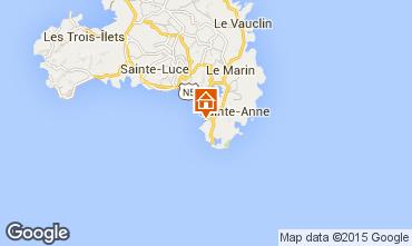 Carte Sainte Anne (Martinique) Studio 54186