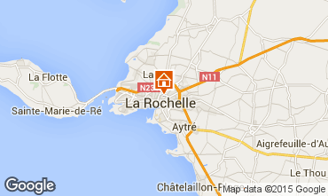 Carte La Rochelle Appartement 93344