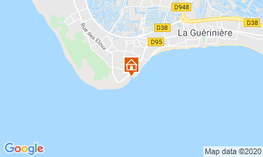 Carte La Guérinière Maison 27889