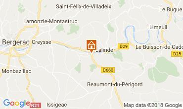 Carte Couze et Saint Front Villa 113497