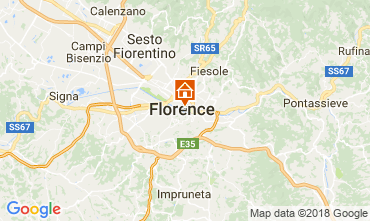 Carte Florence Appartement 115059