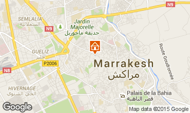 Carte Marrakech Maison 28351