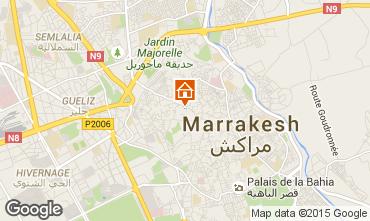 Carte Marrakech Maison 28351