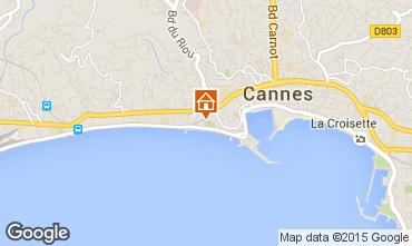 Carte Cannes Appartement 66651