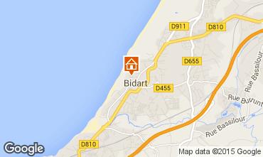 Carte Biarritz Maison 71902
