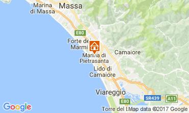 Carte Marina di Pietrasanta Villa 107871