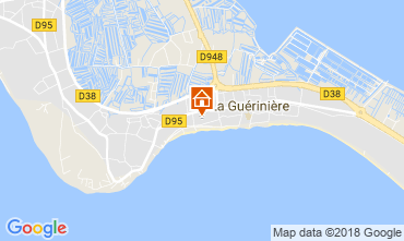 Carte La Guérinière Villa 113645