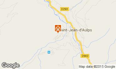 Carte Saint Jean d'Aulps- La Grande Terche Appartement 42356