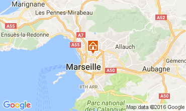Carte Marseille Appartement 107552