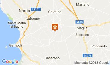 Carte Casarano Villa 113763